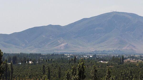 Радиорелейная система на горе Ункур-Тоо - Sputnik Ўзбекистон