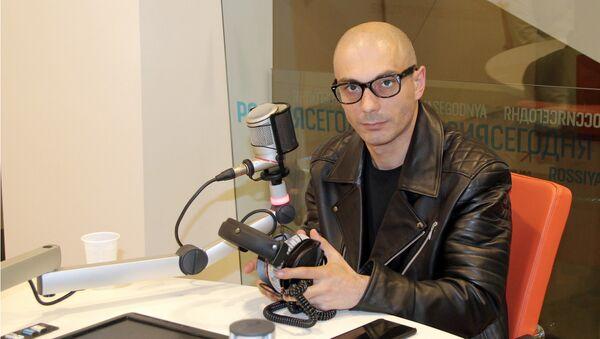 Ведущий радио Sputnik Армен Гаспарян - Sputnik Узбекистан