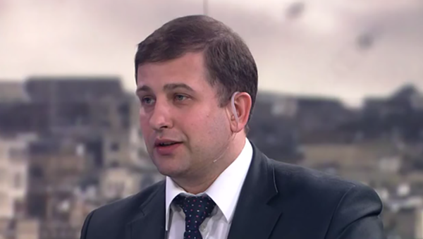 Andrey Manoylo - Sputnik Oʻzbekiston