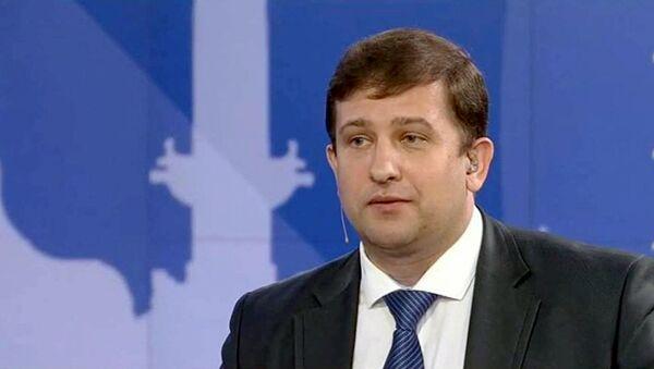 Политолог Андрей Манойло - Sputnik Узбекистан