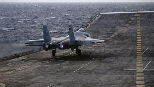 Admiral Kuznetsov aviatashuvchisi - Sputnik Oʻzbekiston