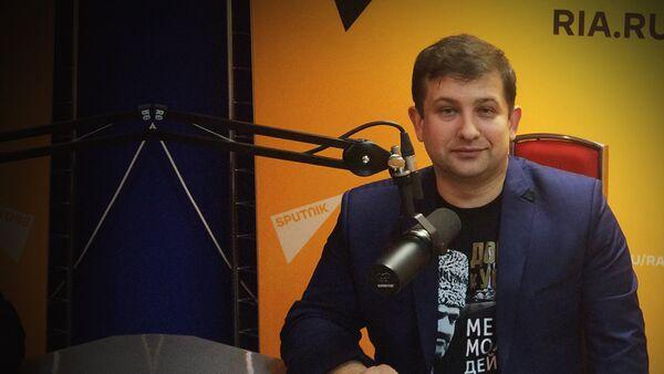 Siyosatshunos Andrey Manoylo - Sputnik Oʻzbekiston