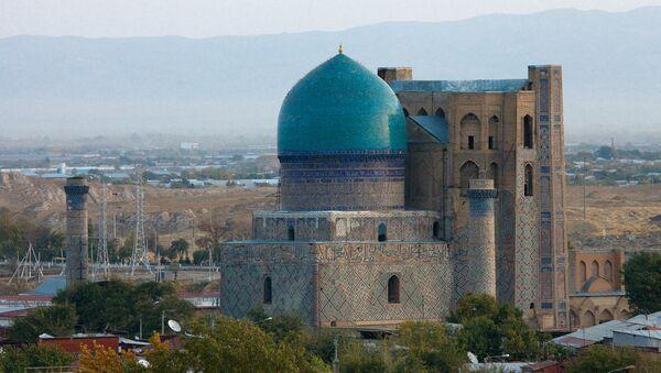 Мечеть Биби-Ханым - Sputnik Ўзбекистон