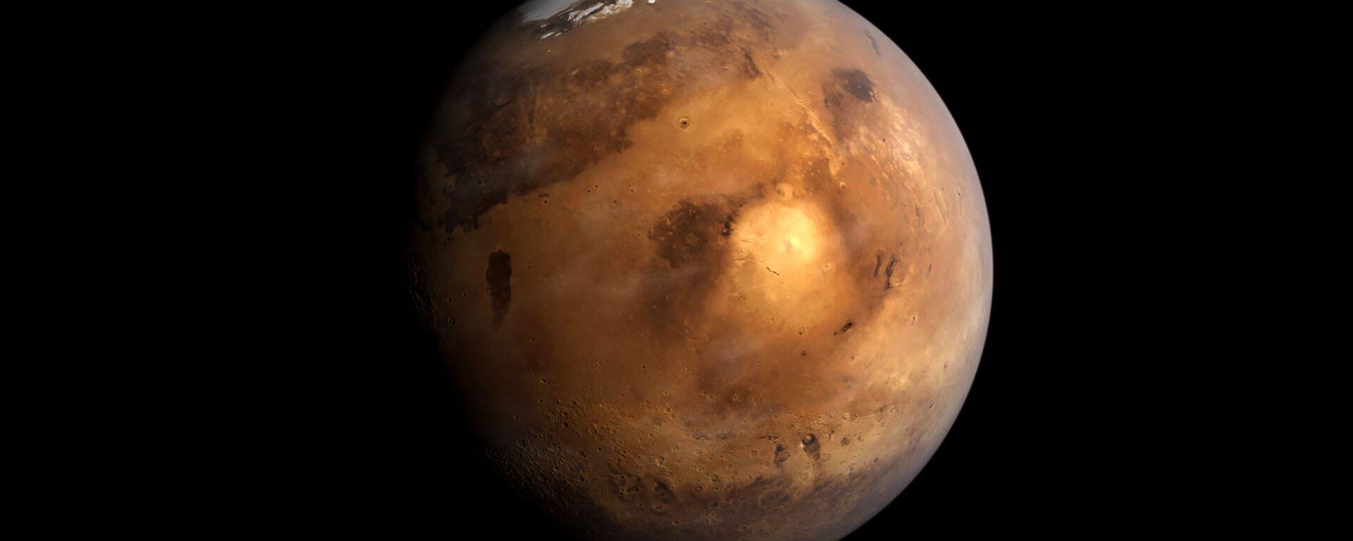 Планета Марс - Sputnik Узбекистан, 1920, 16.11.2020