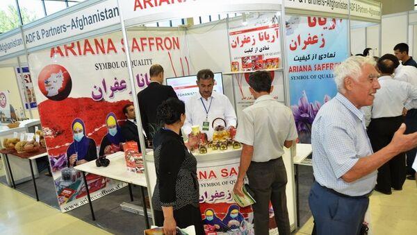 Выставка FoodWeek/AgriTek Uzbekistan 2016 - Sputnik Ўзбекистон