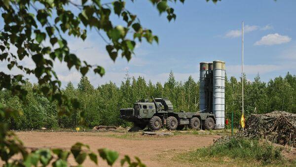 Ракетный комплекс C-400 - Sputnik Узбекистан