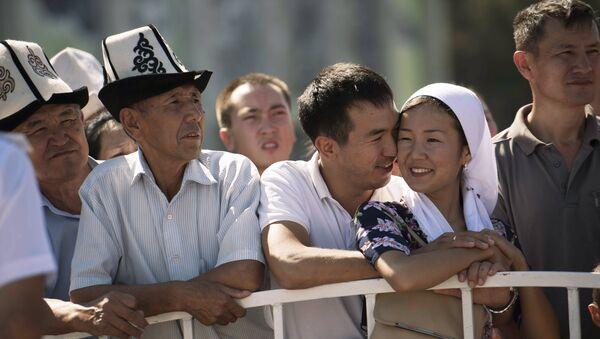 День независимости Киргизии - Sputnik Ўзбекистон