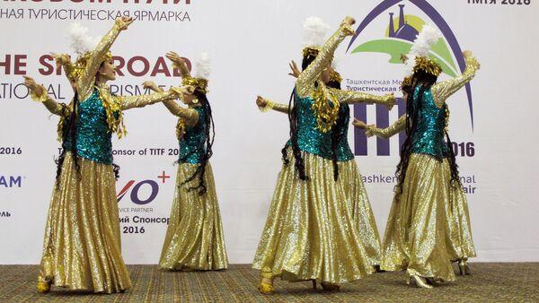 Международная туристическая ярмарка в Ташкенте - Sputnik Узбекистан