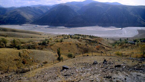 Река Ахангаран - Sputnik Ўзбекистон