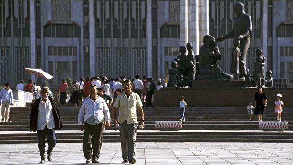 Монумент Дружбы народов - Sputnik Узбекистан