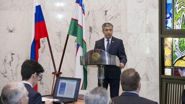 Oʻzbekistonning Rossiyadagi Elchisi Bahrom Boxodirovich - Sputnik Oʻzbekiston