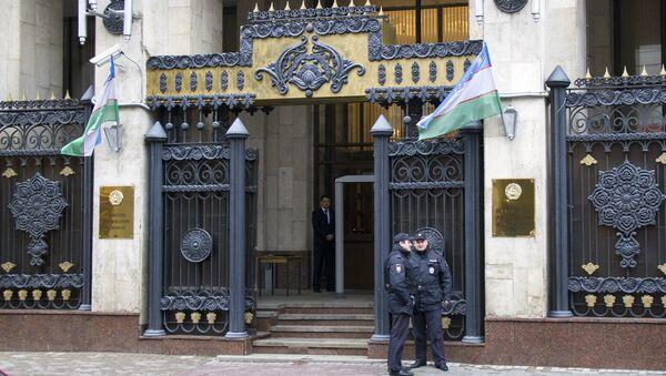 Посольство Узбекистана в РФ - Sputnik Узбекистан