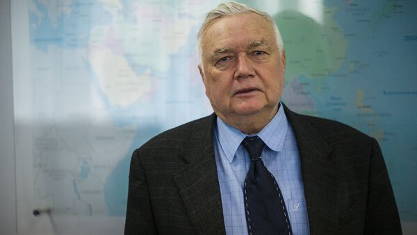 Igor Nikolaychuk - Sputnik Oʻzbekiston