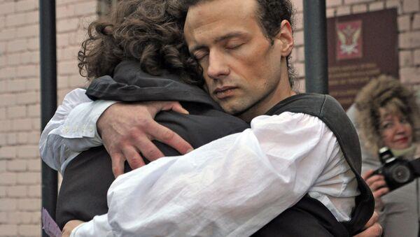 Илья Фарбер условно-досрочно освобожден из СИЗО - Sputnik Ўзбекистон