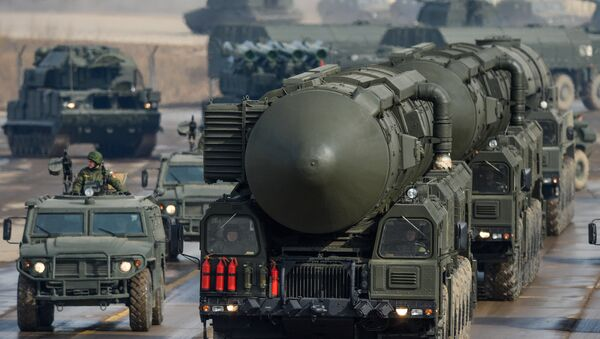 Минтақалараро баллистик ракета - Sputnik Ўзбекистон