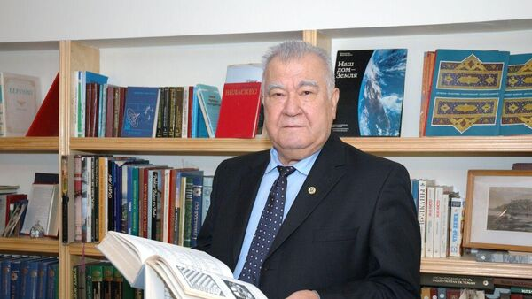 Akademik Poʻlat Xabibullayev - Sputnik Oʻzbekiston