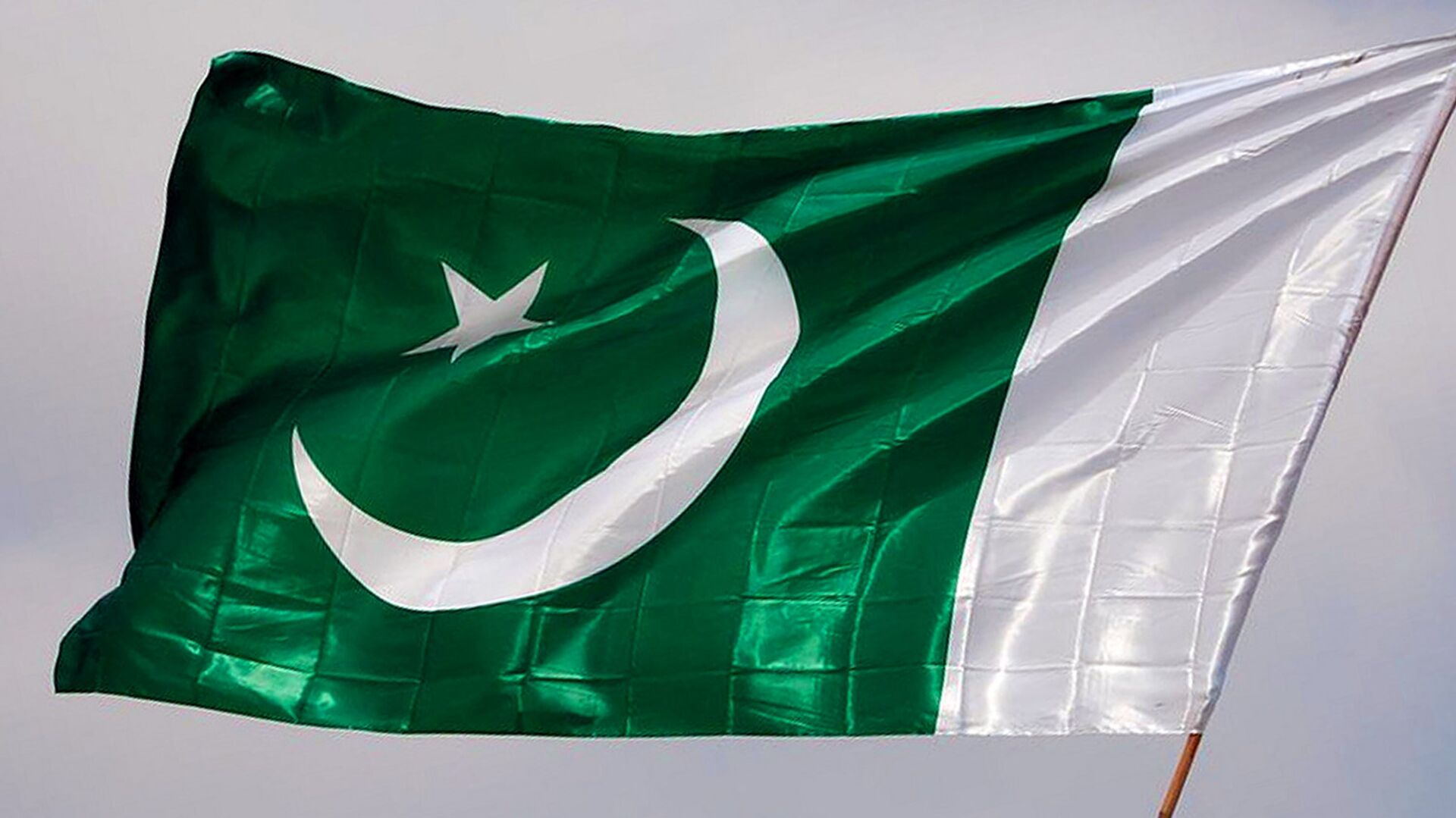 Flag Pakistana - Sputnik Oʻzbekiston, 1920, 13.09.2021
