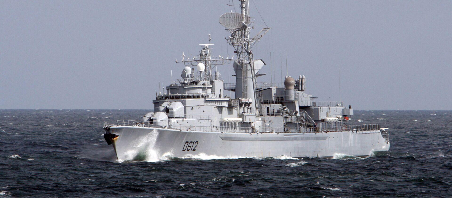 Международные военно-морские учения Фрукус-2012 - Sputnik Узбекистан, 1920, 15.06.2020