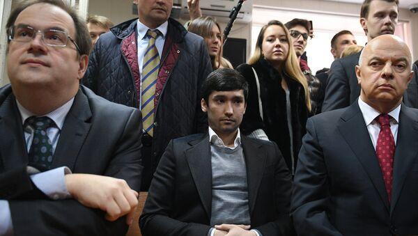 Ruslanu Shamsuarov sudda - Sputnik Oʻzbekiston