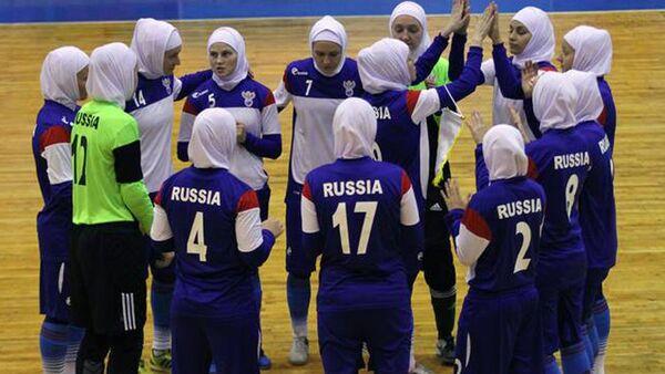 Rossiya va Eron jamoasi oʻyini - Sputnik Oʻzbekiston