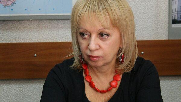 Сотрудница МИА Россия сегодня Элла Таранова - Sputnik Узбекистан