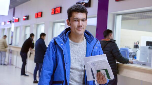 Mnogofunktsionalnыy migratsionnыy tsentr - Sputnik Oʻzbekiston