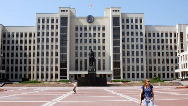 Здание правительства республики Беларусь - Sputnik Узбекистан