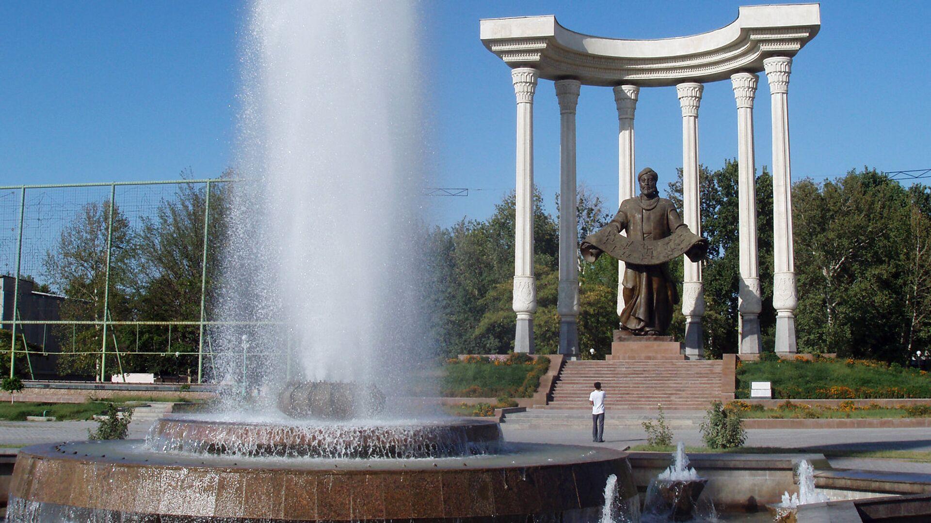 Pamyatnik v Fergane - Sputnik Oʻzbekiston, 1920, 05.04.2021