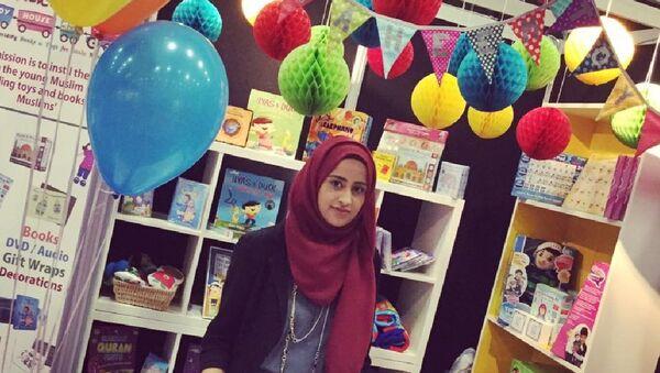 Первый магазин для мусульманских детей - Sputnik Узбекистан