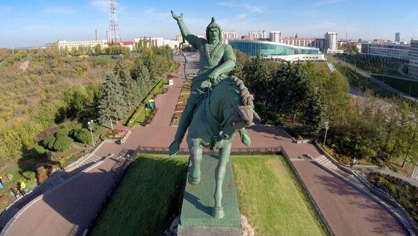 Ufa - Sputnik Oʻzbekiston