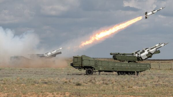 Pechora-2M zenit raketa majmuasi - Sputnik Oʻzbekiston