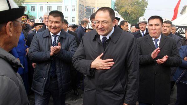 Oʻzbekiston delegatsiyasining Qirgʻizistonga tashrifi - Sputnik Oʻzbekiston