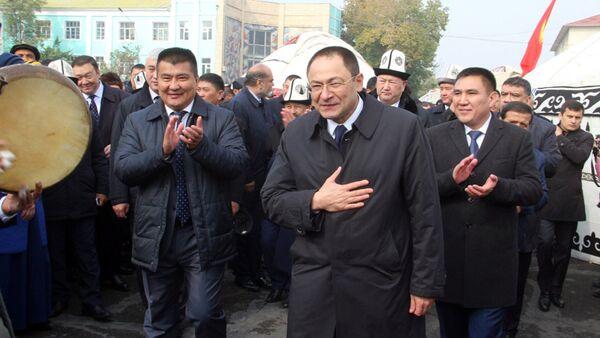 Oʻzbekiston delegatsiyasi Qirgʻizistonda - Sputnik Oʻzbekiston