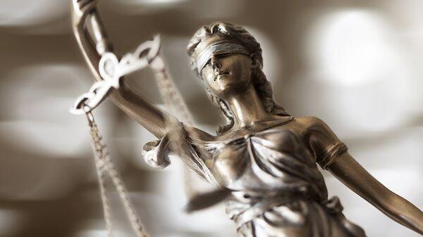 Символы закона и правосудия - Sputnik Узбекистан