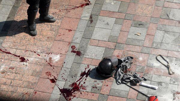 Сотрудники правоохранительных органов пострадали во время взрыва - Sputnik Ўзбекистон
