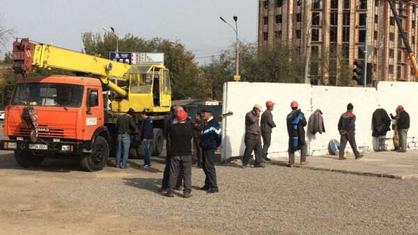 В Ташкенте началось строительство линии метрополитена в Юнусабадском районе - Sputnik Узбекистан