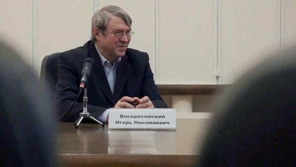 Igor Voskresenskiy - Sputnik Oʻzbekiston