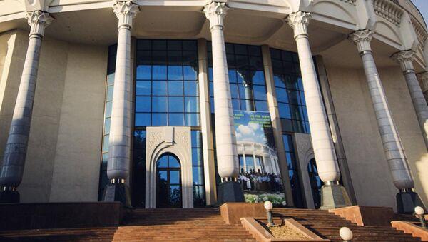 Узбекский национальный академический драматический театр - Sputnik Узбекистан