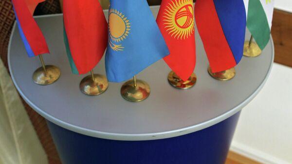Рабочая встреча высших должностных лиц ШОС, СНГ, ЕЭС и ОДКБ - Sputnik Узбекистан