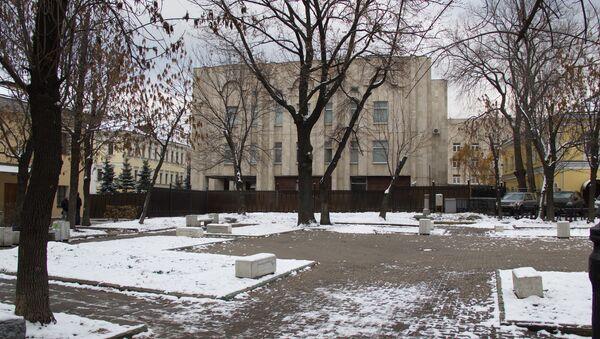 Сквер в центре Москвы назовут в честь Ислама Каримова - Sputnik Ўзбекистон