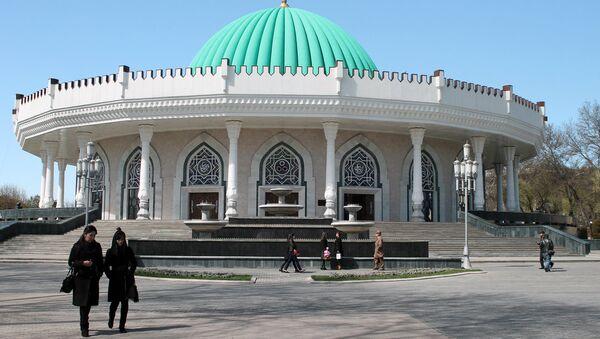 Государственный музей истории Темуридов - Sputnik Узбекистан