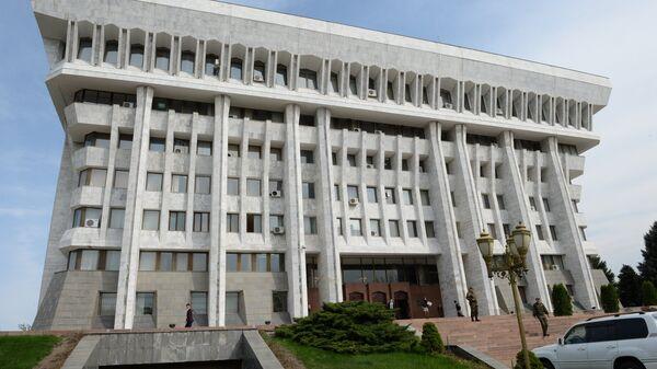 Parlament Kirgizii - Sputnik Oʻzbekiston