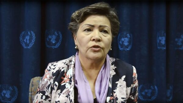 Халида Камилова - Sputnik Узбекистан