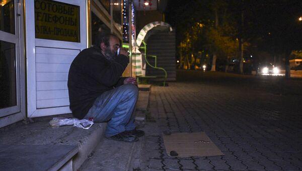 Бездомные люди рассказывают о своей жизни - Sputnik Узбекистан