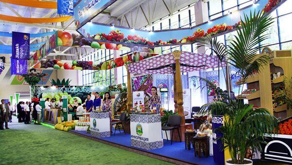 Международная плодоовощная ярмарка пройдет в Ташкенте - Sputnik Узбекистан