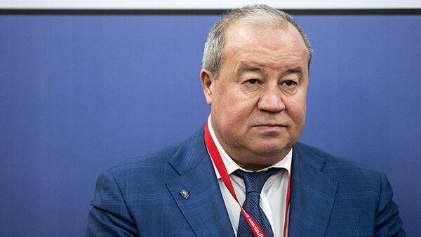 Руководитель Антитеррористического Центра государств - участников СНГ Андрей Новиков - Sputnik Узбекистан