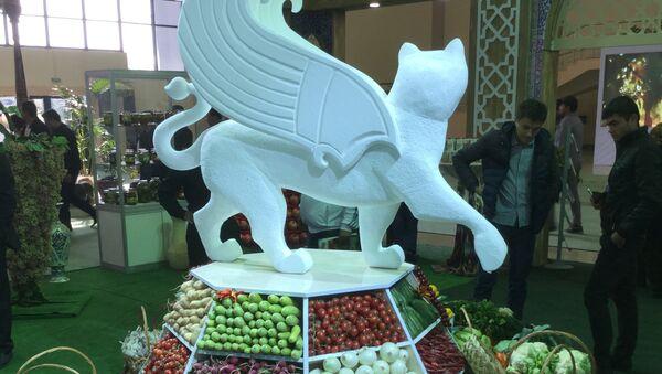 Плодоовощная ярмарка в Ташкенте - Sputnik Ўзбекистон