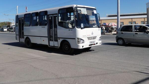 Автобус - Sputnik Ўзбекистон