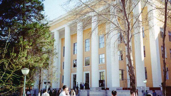 Ташкентский университет информационных технологий - Sputnik Ўзбекистон