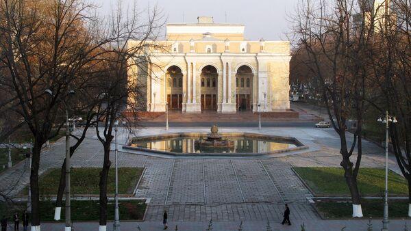 Театр имени Алишера Навои - Sputnik Узбекистан